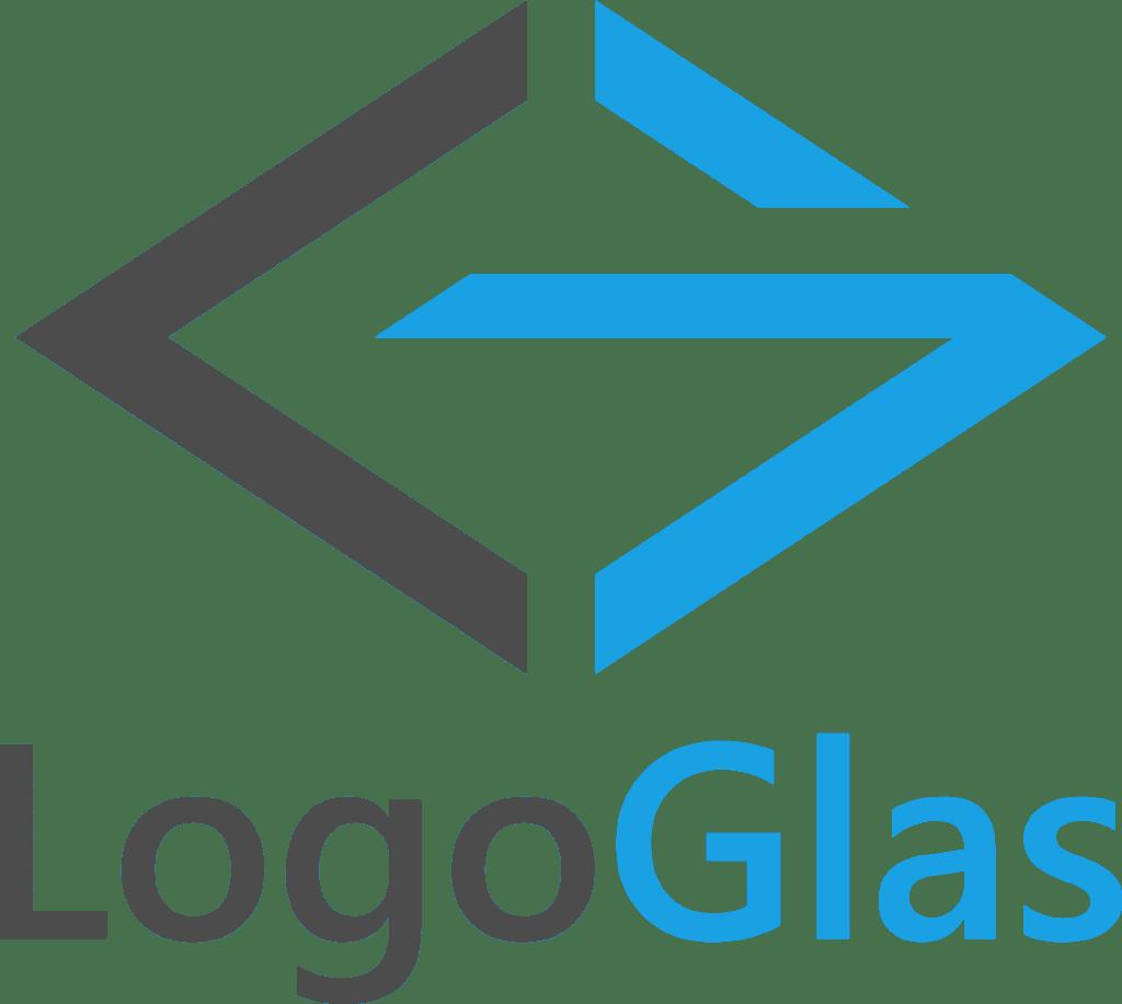 Gläser mit Logo